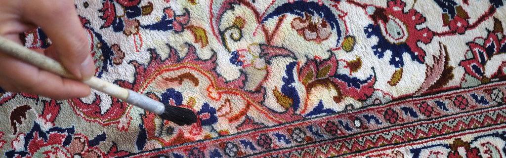 Smacchiatura tappeti Milano