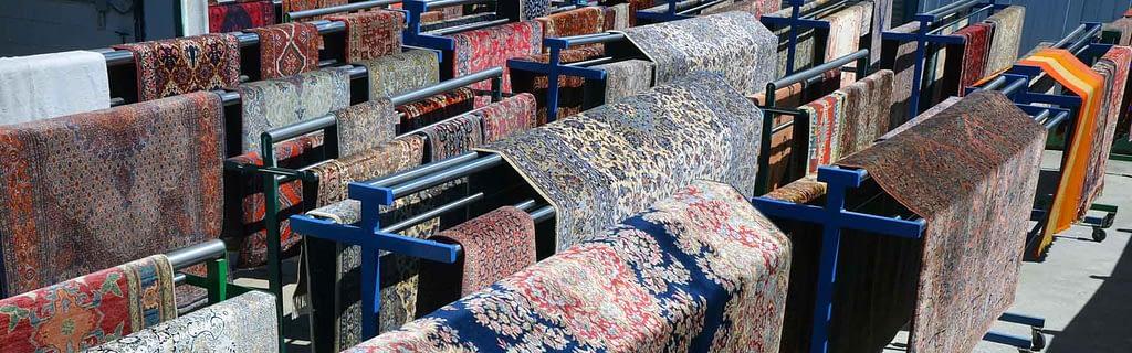 Asciugatura dei tappeti