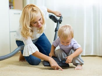 Come disinfettare i tappeti